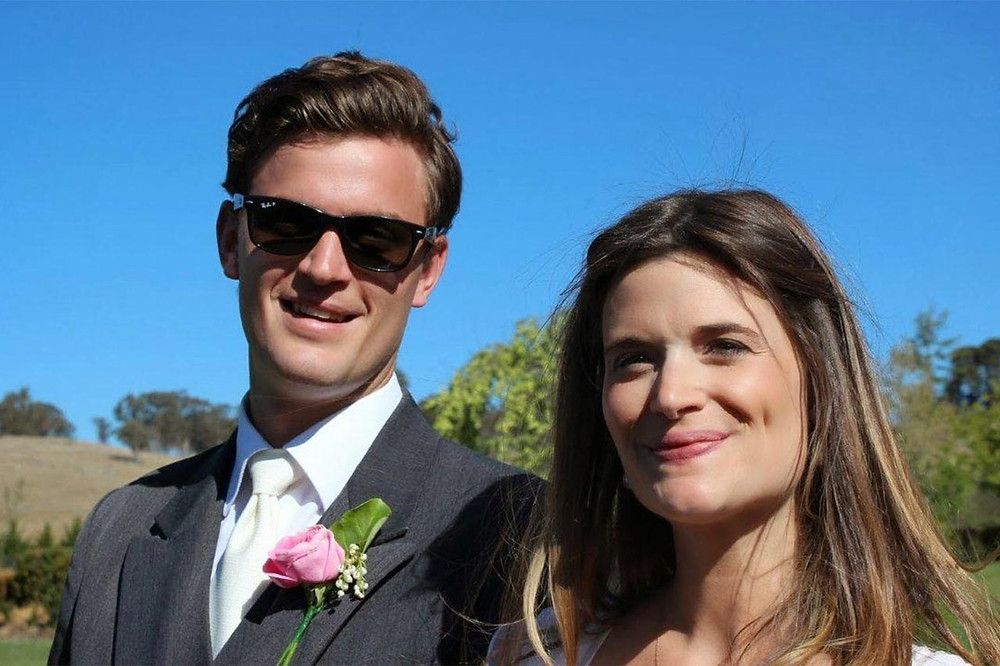 Ben and Lily's wedding in Walcha NSW