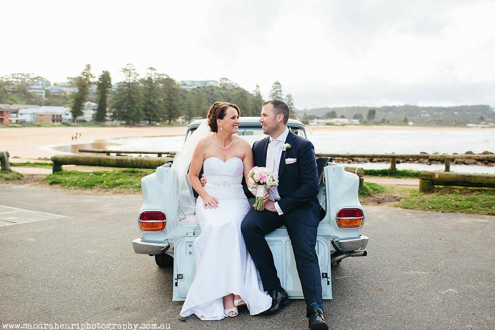 Katrina & Nathan's-wedding in Avoca Beach NSW