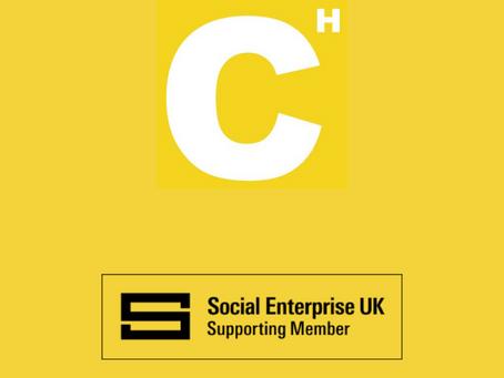 Proud to support Social Enterprise