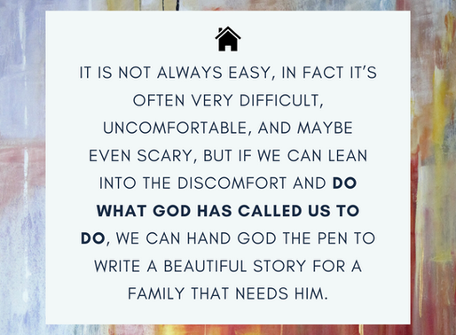 God's Authorship of a Story