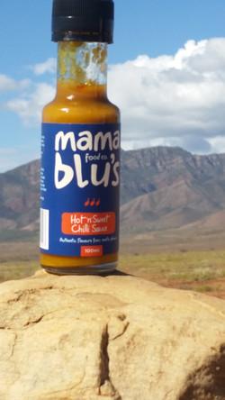Hot N Sweet in the Flinders Ranges