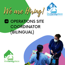 We are hiring: Operations Site Coordinator (Bilingual)