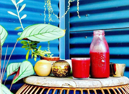 This juice will have you stepping to the beet ...
