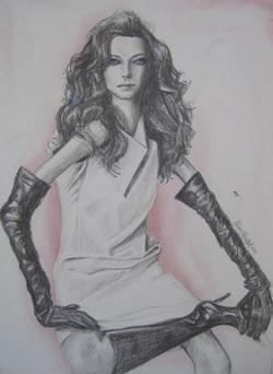 Fashion Watercolor Pencil