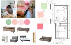 Interior design space