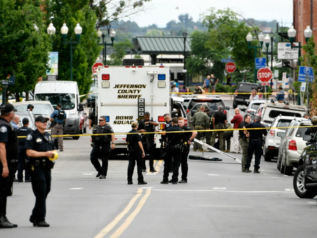 Thought on the Arvada shooting