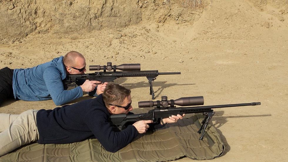 Basic Precision Rifle