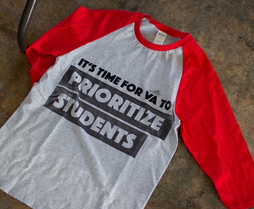 Making t-shirts