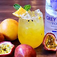 Passion Fruit Spritzer
