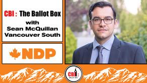 The Ballot Box E13. Sean McQuillan