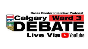 Debate Night in Calgary: Ward 3