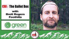 The Ballot Box E23. Brett Rogers