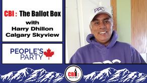 The Ballot Box E8. Harry Dhillon