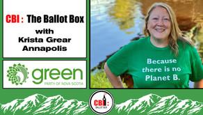The Ballot Box E11. Krista Grear