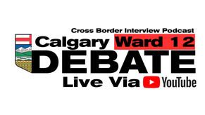 Debate Night in Calgary: Ward 12