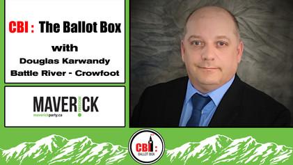 The Ballot Box E2. Douglas Karwandy