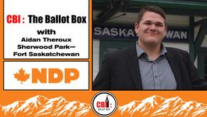 The Ballot Box E3. Aidan Theroux