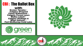 The Ballot Box E22. The Greens