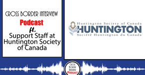 Huntington Awareness Week Ep. 2 Support Staff