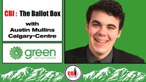 The Ballot Box E5. Austin Mullins
