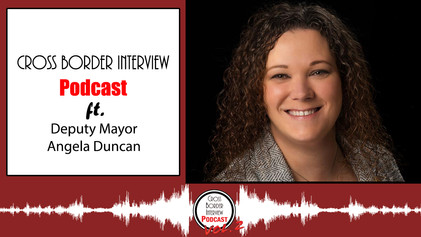 Vol. 2 Ep. 49 Alberta Beach Deputy Mayor Angela Duncan