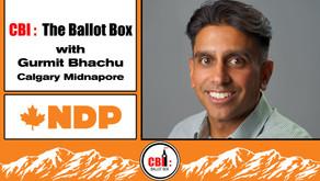 The Ballot Box E18. Gurmit Bhachu