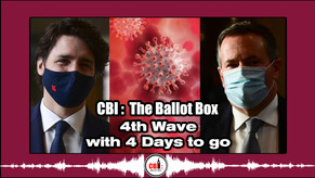 The Ballot Box E24. 4th Wave With 4 Days to Go.
