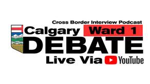 Debate Night in Calgary: Ward 1