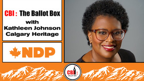 The Ballot Box E20. Kathleen Johnson