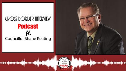Vol. 2 Ep. 46 Calgary City Councillor Shane Keating