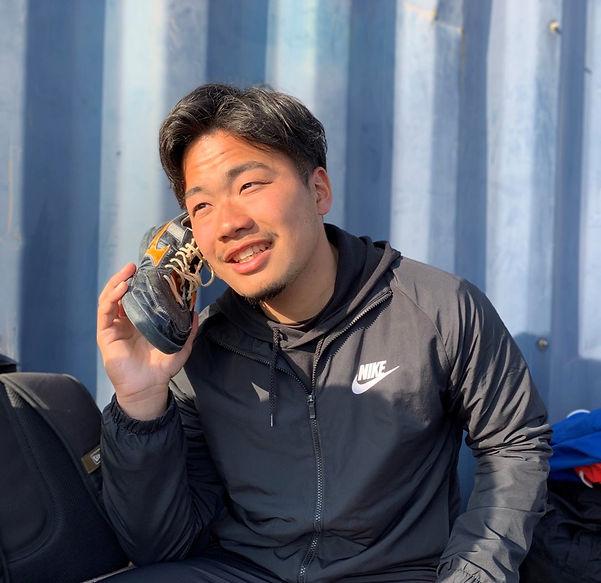 HAGIO Takumi