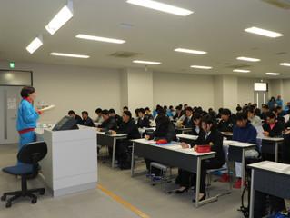 2019年度九州共立大学陸上競技部の新入生入部説明会を行いました。
