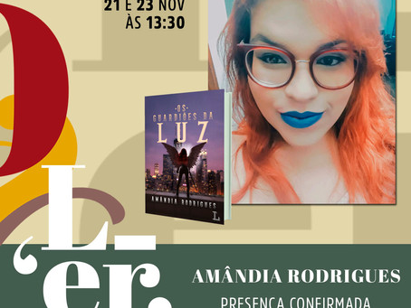 Mais autores confirmados na LER Salão Carioca do Livro