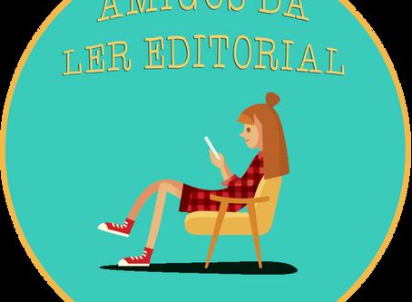 Resultado da Seleção Amigos da Ler Editorial