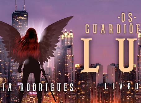 """Conheça """"Os Guardiões da Luz"""", o novo livro de Amândia Rodrigues"""