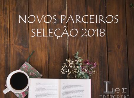 Seleção Parceiros 2018 Ler Editorial