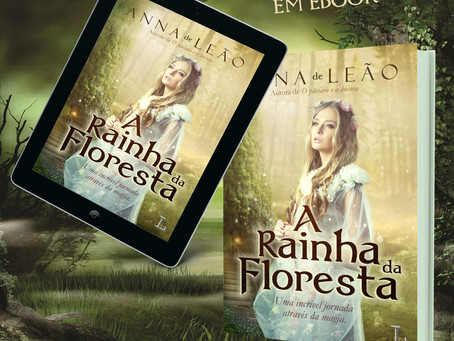 👸 A Rainha da Floresta chegou na Amazon! Corra e garanta o seu.