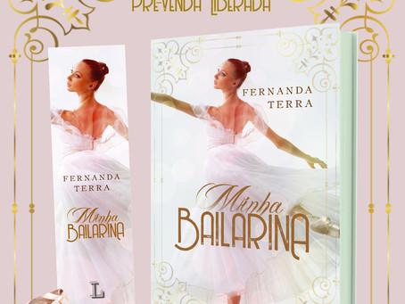 Minha Bailarina, o novo romance de Fernanda Terra