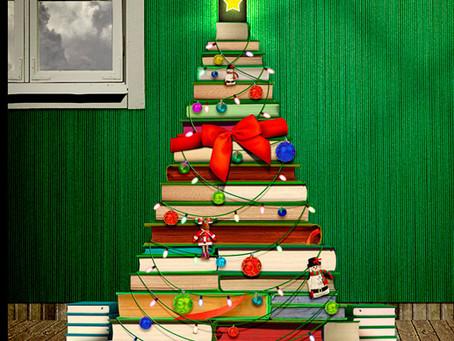 E se os presentes de natal fossem apenas livros?