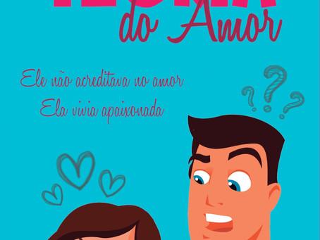 Teoria do Amor é destaque no Publishnews e no Skoob