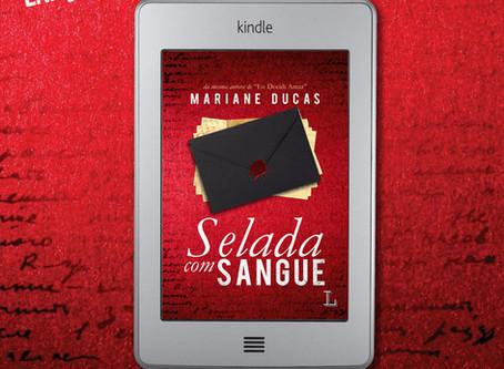 Chegou o ebook de Selada com Sangue, o novo romance de Mariane Ducas!