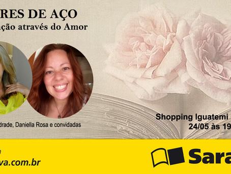 Flores de Aço - empoderamento e literatura em Campinas