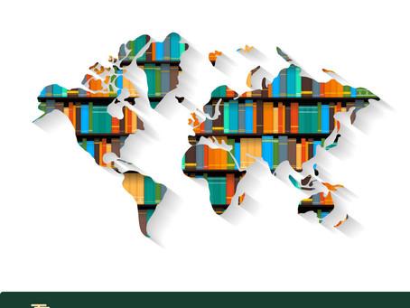 📖 Agora nossos livros são internacionais! 📖