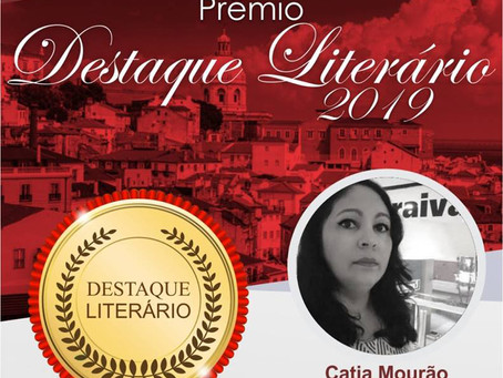 A autora brasileira, Catia Mourão, é homenageada em Bienal de Portugal