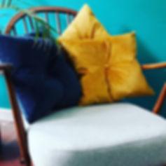 ercol cushions