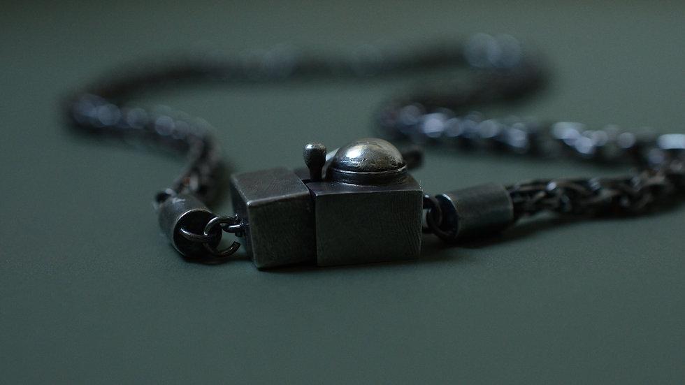 Box Clasp Etruscan Chain