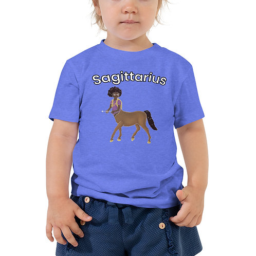 Toddler Short Sleeve Tee- Sagittarius Centaur