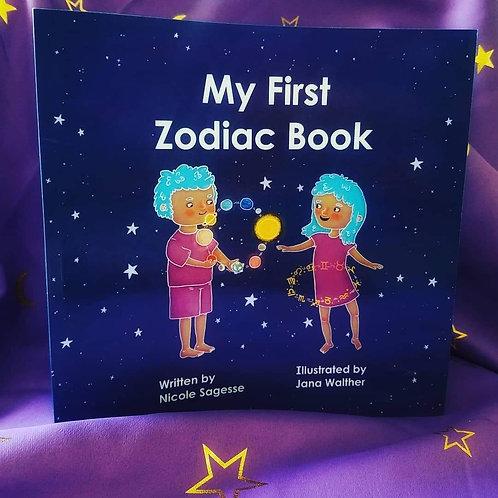 My First Zodiac Book