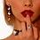 Thumbnail: Náušnice FLY s diamanty a perletí
