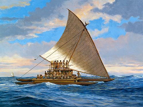 Kalia of Tonga